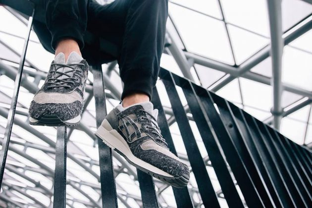 INVINCIBLE x ASICS Gel-Lyte III Formosa Lookbook