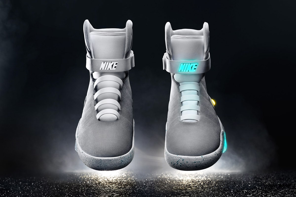 Nike Mag 2015 Power laces - Michael J. Fox