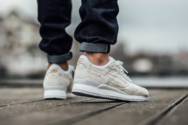 ASICS Gel-Lyte III 'Rose Gold' Pack Slight White/Slight White-1