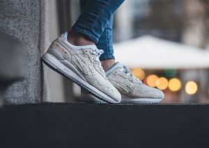 ASICS Gel-Lyte III 'Rose Gold' Pack Slight White/Slight White-2