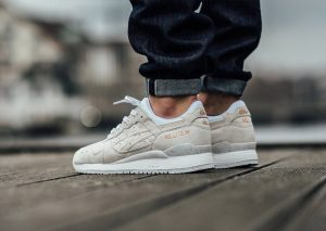 ASICS Gel-Lyte III 'Rose Gold' Pack Slight White/Slight White
