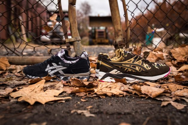 BAPE-x-Asics-Gel-Kayano-Trainer-+-Gel-Lyte-V