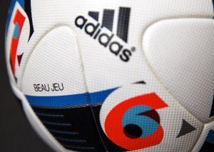 Ballon 'Beau Jeu' Adidas UEFA Euro 2016-4
