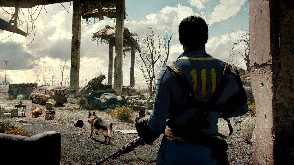 Fallout 4 sortie 10 novembre