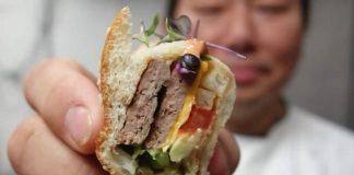 McDonald's Big Mac Sushi Maki par Hiroyuki Terada