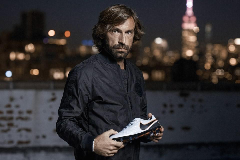 Nike Tiempo Legend 6 (VI) Blanc/Noir/Orange-3