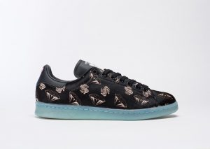 adidas Stan Smith x Pharrell BBC 'Pony Hair' Black/Noir