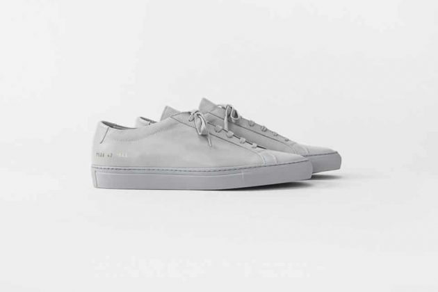 Common Projects Gris/Grey - Printemps/Été 2016