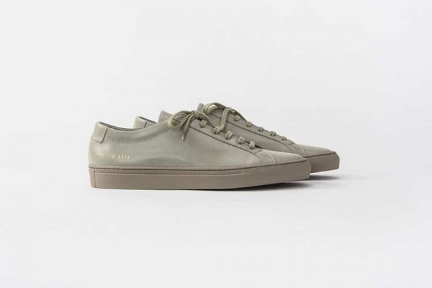 Common Projects Kakki - Printemps/Été 2016