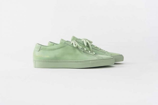 Common Projects Vert/Green - Printemps/Été 2016