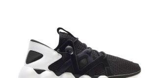 Adidas Y-3 Kyujo Low Yohji Yamamoto (Black/White)