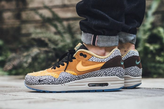 Nike Air Max 1 PRM QS 'Safari'