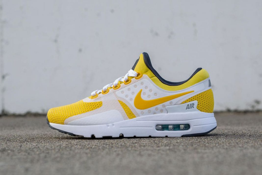 Nike Air Max Zero Ultra Yellow