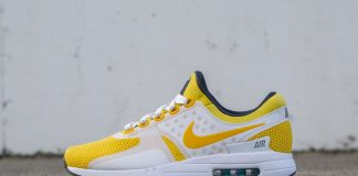 Nike Air Max Zero Ultra Yellow