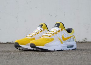 Nike Air Max Zero Ultra (Yellow/Sulfur)