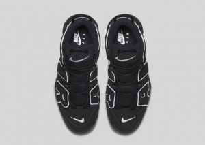 Nike Air More Uptempo (Black/Noir) 2016-2