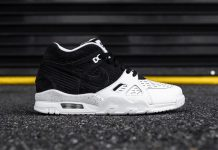 Nike Air Trainer 3 LE – Black/Black/White