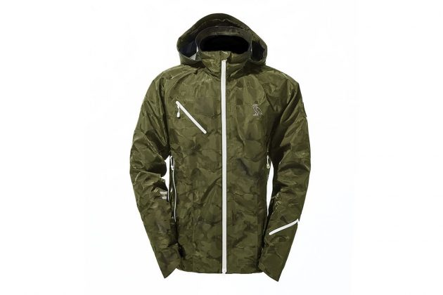 Veste Canada Goose x October's Very Own (OVO) Camo Reflect Spring 2016