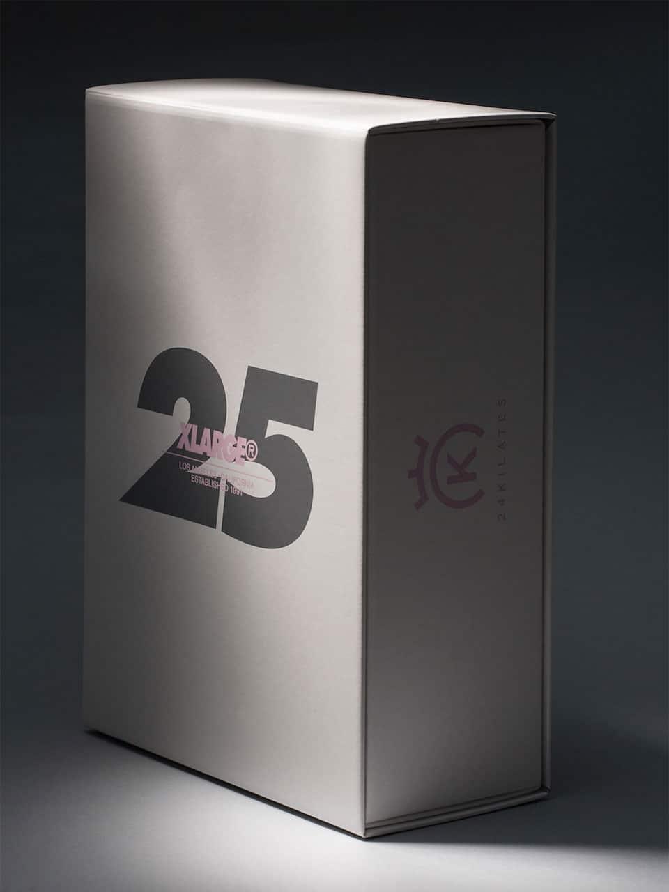 24 Kilates & X-Large x Diadora 'COPITO'