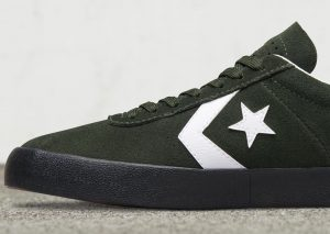 Converse Breakpoint Pro Low Top (Green/White/Black)-1