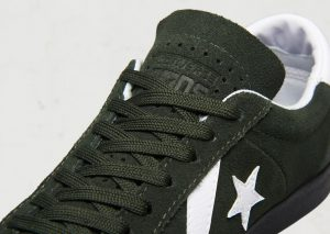 Converse Breakpoint Pro Low Top (Green/White/Black)-2