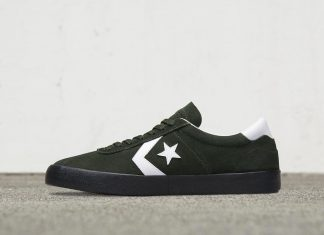 Converse Breakpoint Pro Low Top (Green/White/Black)