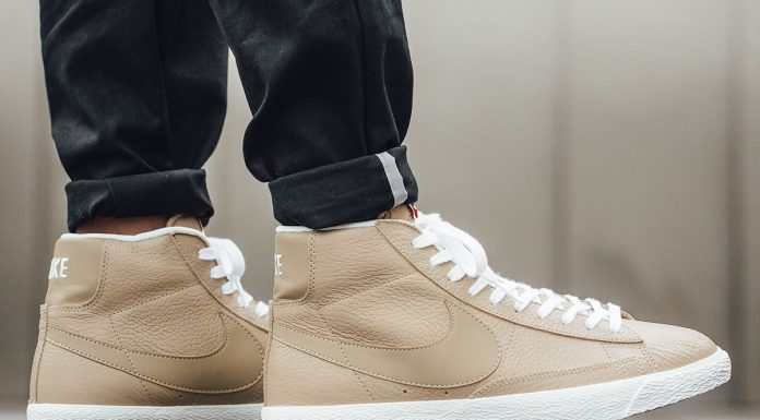 Nike Blazer Mid Premium 'Linen Summit White Gum Light Brown'
