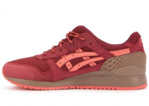 ASICS GEL LYTE III 'TRAIL PACK' (RED/RED)-1