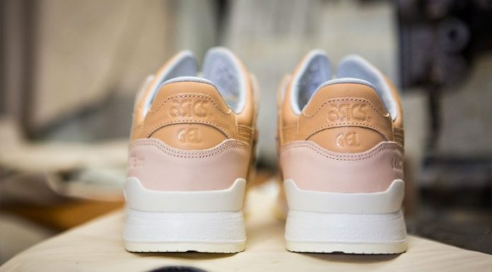 ASICS GEL-LYTE III 'Veg Tan' Pack-1
