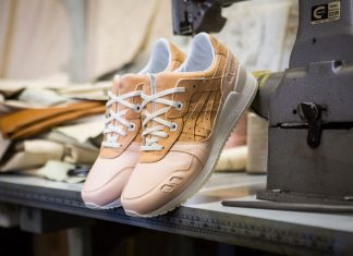 ASICS GEL-LYTE III 'Veg Tan' Pack