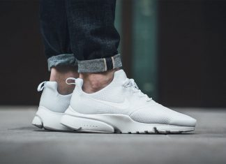 NIKE Air Presto Fly 'White/Blanc'