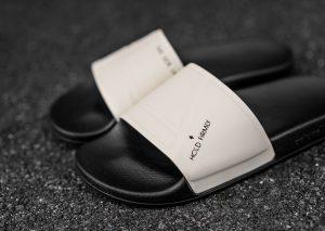 adidas by Raf Simons adilette Bunny (White/Blanc)-1