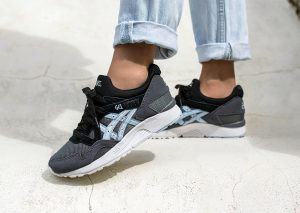 ASICS GEL LYTE V (Carbon/Skyway)