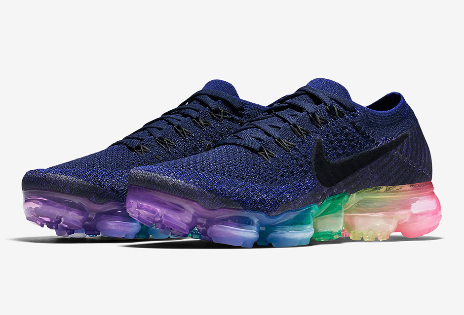 Nike VaporMax Multicolor Be True Collection-2